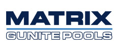 Matrix Gunite Pools Logo